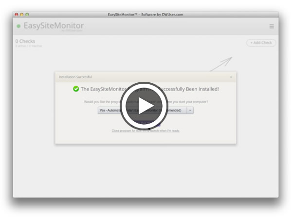 Image result for Using Website Monitoring Services