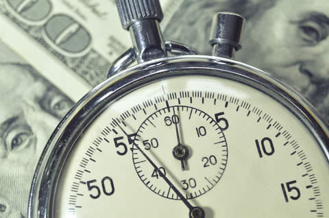 Time is money - especially with site optimization