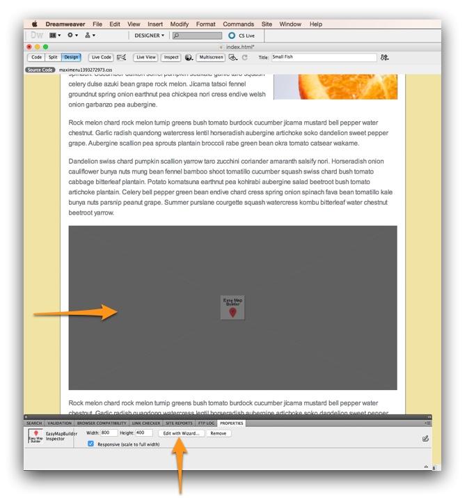 DWUser com - Support - EasyMapBuilder - Google maps made easy